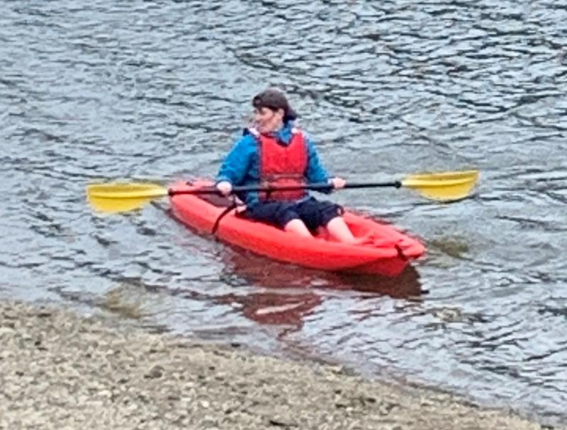 sit-on kayak rental